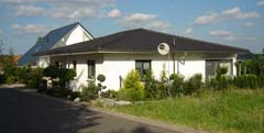 walmdach Bungalow in Bad Kissingen